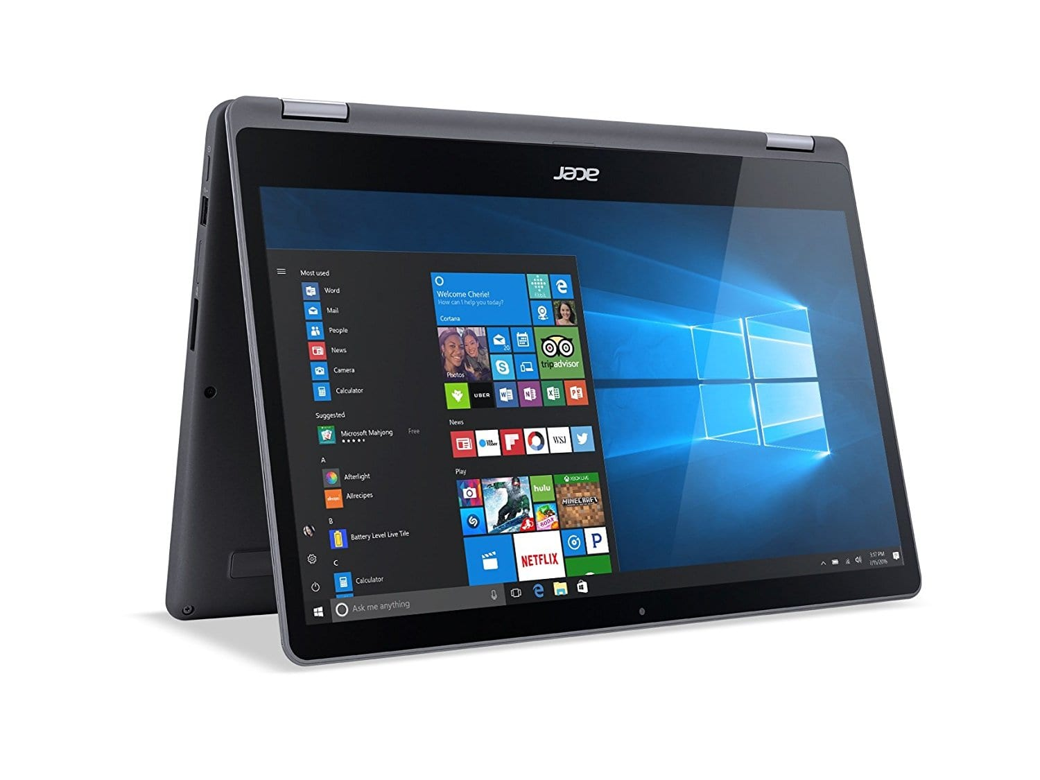 Acer Aspire R 15 2-in-1 Laptop: 15.6'' FHD IPS Touch, i5-7200U, 8GB DDR4, 1TB HDD, Type-C, Win10H @ $499 + F/S