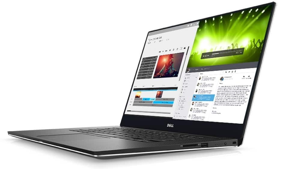 Dell XPS 15 9560: 15.6'' FHD IPS, i7-7700HQ, 8GB DDR4, 256GB NVMe SSD, GTX 1050, Thunderbolt 3, Win10 @ $1147 with F/S