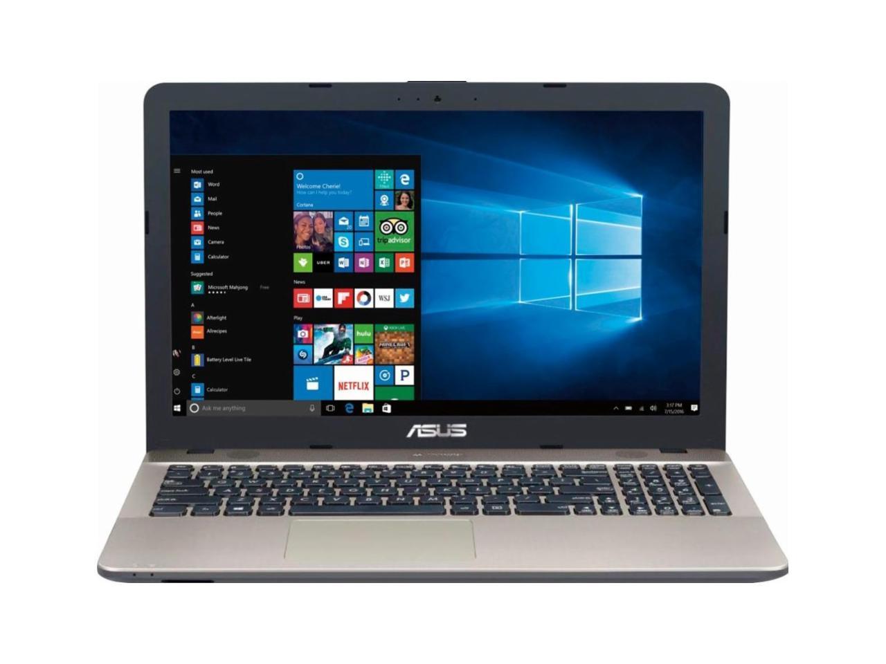 Asus VivoBook Max X541NA: 15.6'' 768P, Pentium N4200, 4GB Ram, 500GB HDD, Type-C, DVD-RW, Win10H @ $220 + F/S