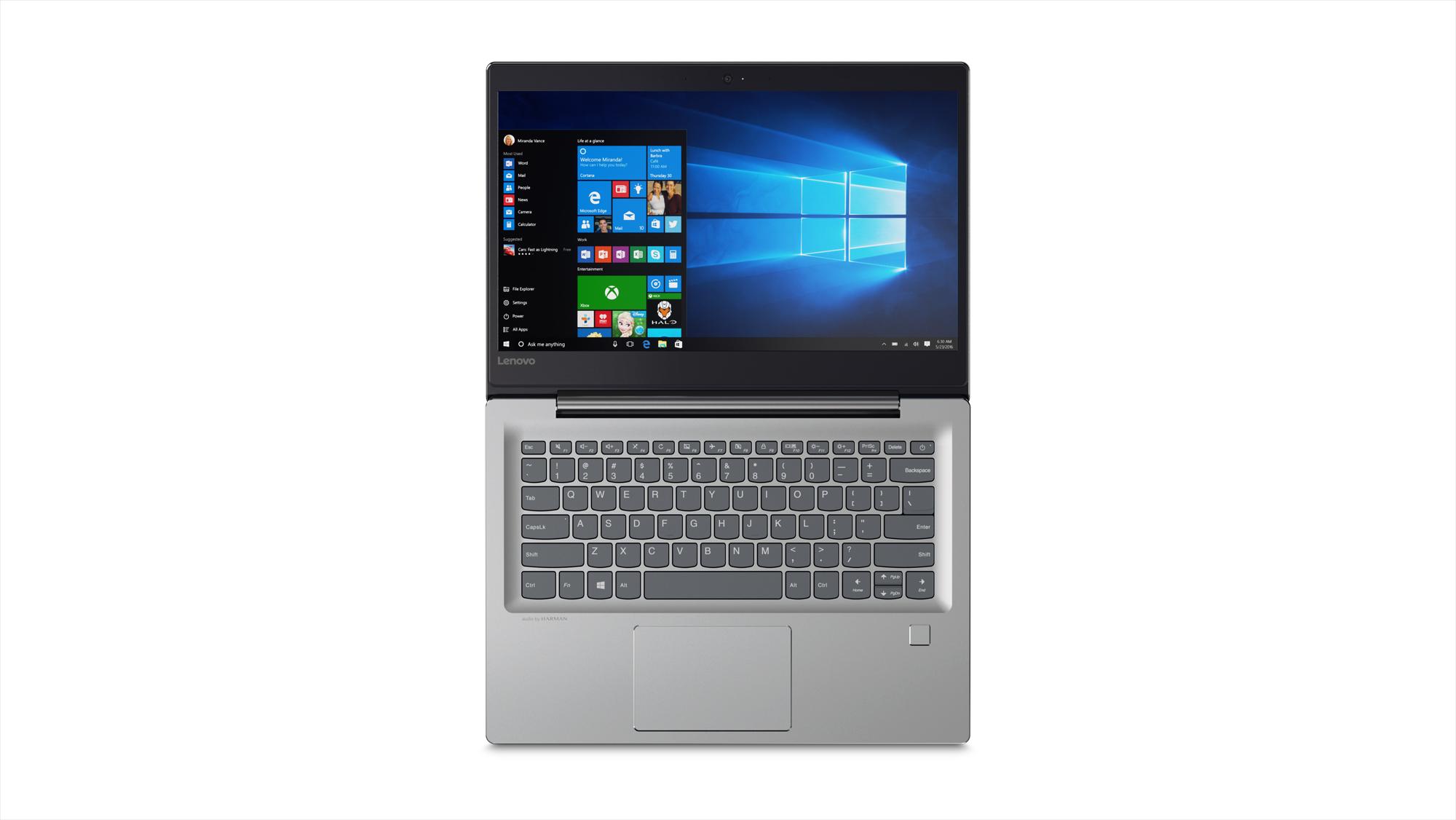 Lenovo ideapad 520S Laptop: 14'' FHD IPS, i5-8250U, 8GB DDR4, 1TB HDD, Win10H @ $550 with F/S