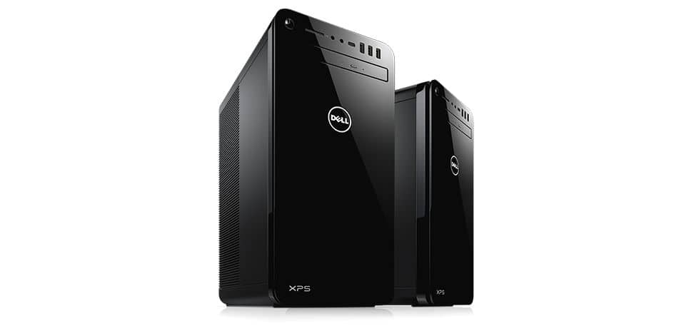 Dell XPS 8930 Tower: i5-8400, 8GB DDR4, 256GB SSD + 1TB HDD, GTX 1070, 460W PSU, Win10H @ $1078 with F/S