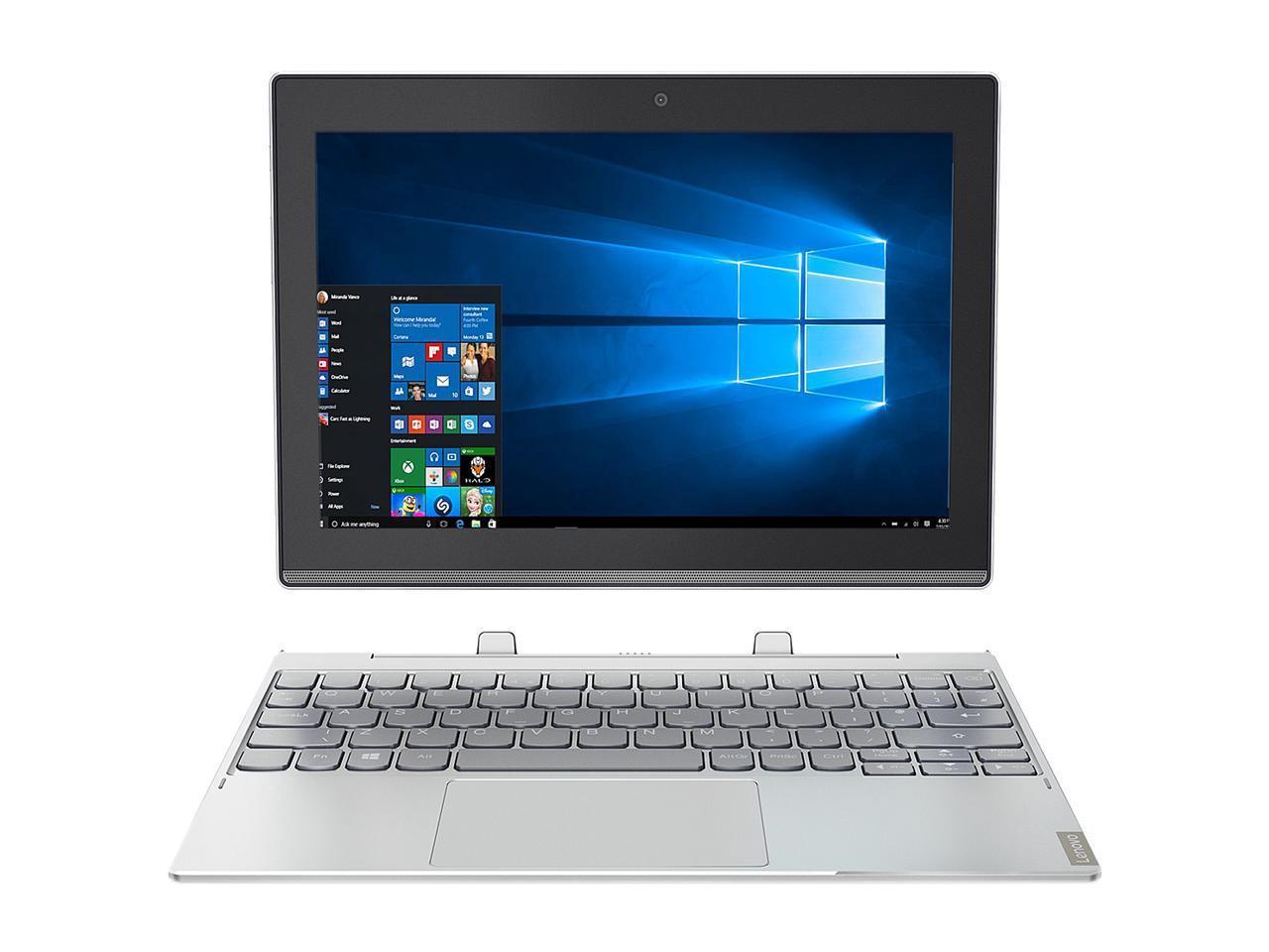 Lenovo Miix 320 2-in-1: Atom x5-Z8350, 4GB Ram, 64GB eMMC, 10.1'' FHD IPS Touch, Active Pen,Win10H @ $255.42 + F/S