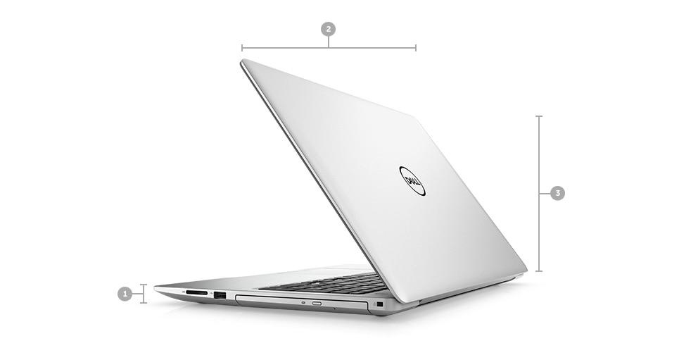 Dell Inspiron 15 5570: 15.6'' FHD, i5-8250U, 8GB DDR4, 1TB HDD, DVD-RW, Win10H @ $529.19 + F/S