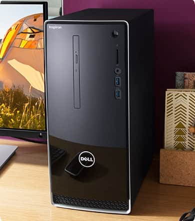 Dell Inspiron 3650 Desktop: i7-6700, 16GB Ram, 2TB HDD, AMD Radeon R9 360. WiFi, DVD-RW @ $599 with F/S