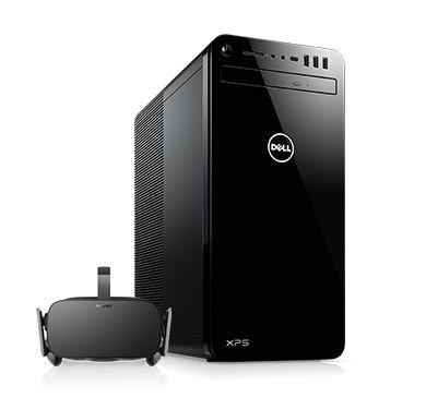 XPS 8930 Desktop: i7-8700, 16GB DDR4, GTX 1080, 256GB PCIe SSD, 1TB HDD, Win10H @ $1411.19 + F/S