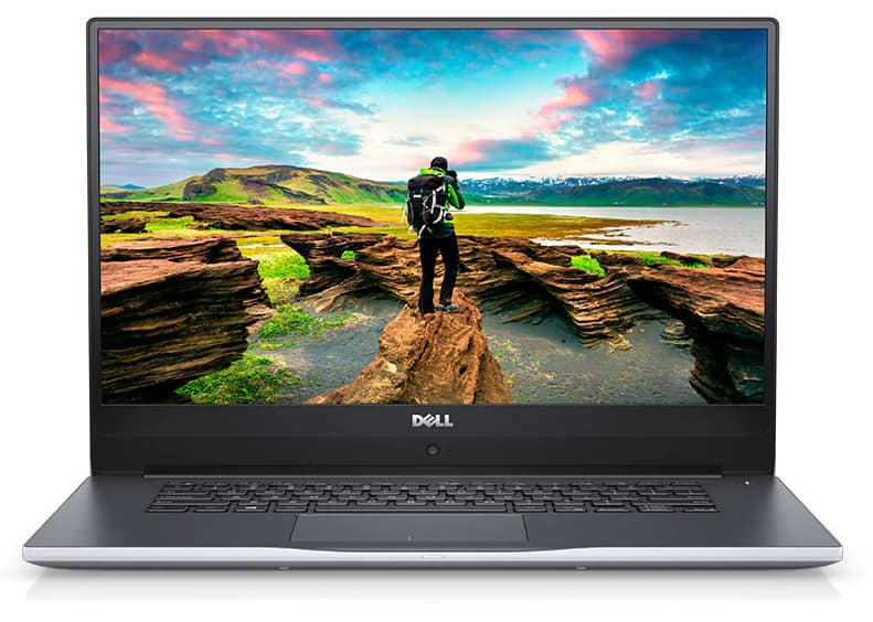 Dell Inspiron 15 7572 Laptop: 15.6'' FHD IPS, i7-8550U, 8GB DDR4, 256GB SSD, Backlit Keyboard, Win10H @ $550 + F/S