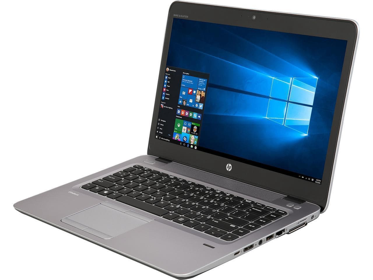 Refurb HP Elitebook 745 G3: 14'', A10-8700B, 8GB Ram, 256GB SSD, 4G, Type-C, Win10H @ $260 + F/S