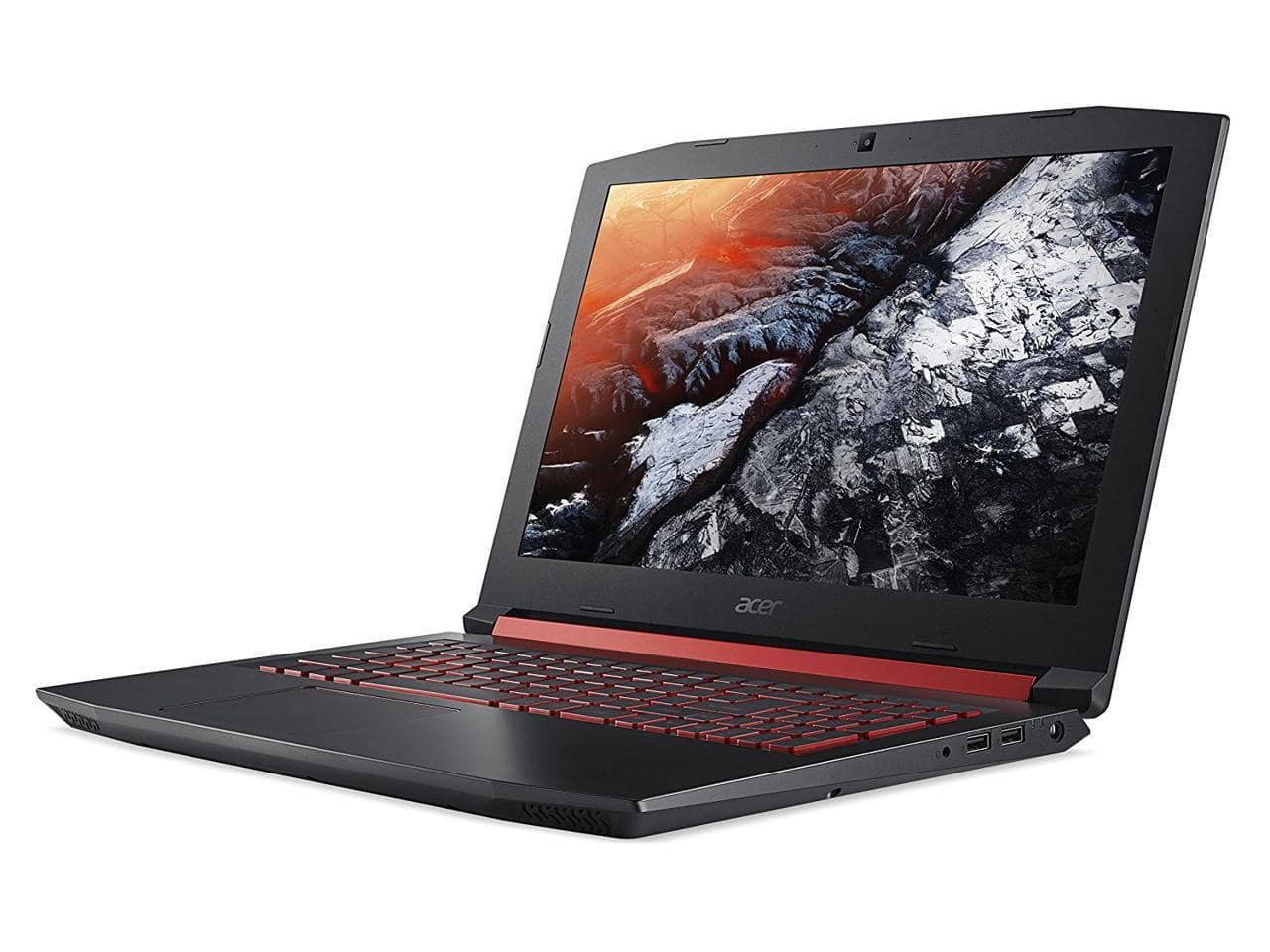 Acer Nitro 5 Gaming Laptop: i5-7300HQ, 15.6'' FHD IPS, 8GB DDR4, 256GB SSD, 1050 Ti 4GB, Type-C, Win10H @ $700 + F/S