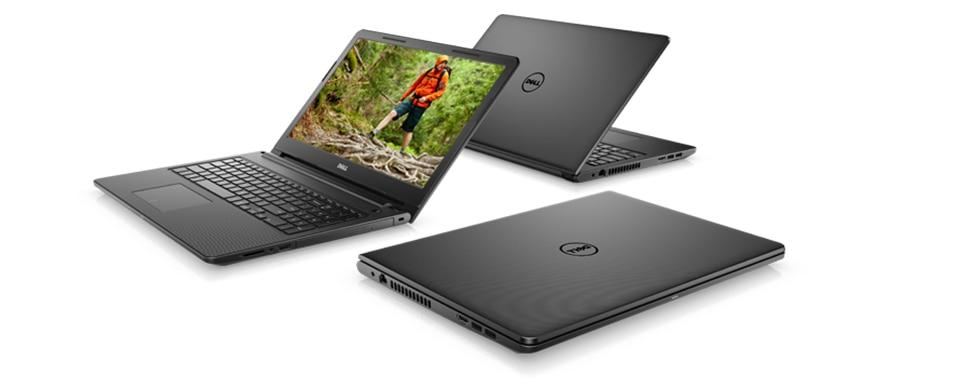 Dell Inspiron 15 3000: 15.6'' 768P, i3-6006U, 4GB DDR4, 1TB HDD, DVD-RW, WiFi AC, Win10H @ $250 + F/S