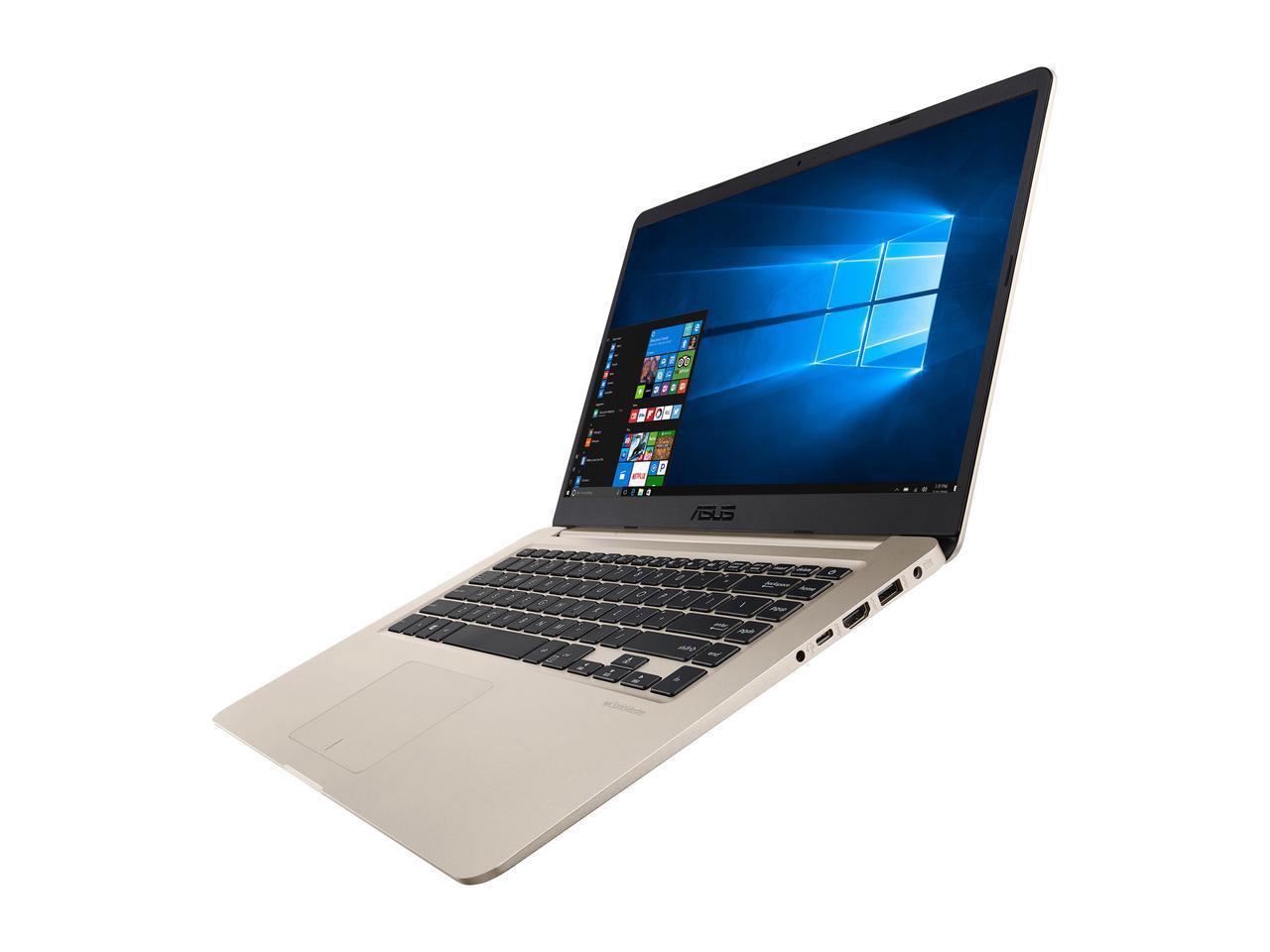 Asus VivoBook S510: 15.6'' FHD IPS, i7-8550U, 8GB DDR4, MX150, 256GB SSD, 1TB HDD, Type-C, WIn10H @ $770 + F/S