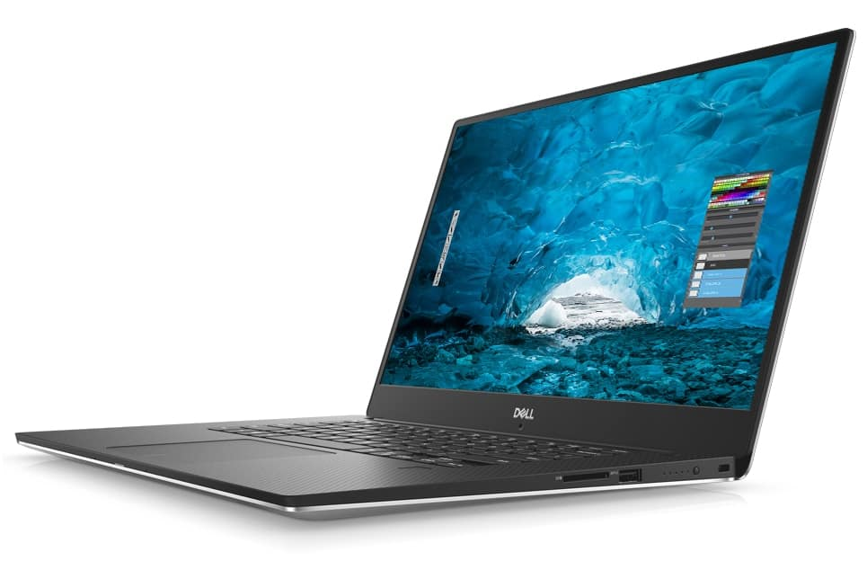 Dell New XPS 15 Laptop: i7 8750H, 256GB PCIe SSD, 1050 Ti ...