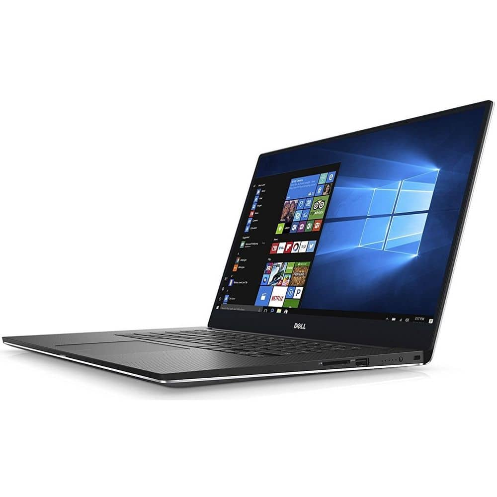 Dell XPS 15 9560: 15.6'' 4K IPS Touch, i5-7300HQ, 8GB DDR4, 256GB PCIe SSD, GTX 1050 4GB, Thunderbolt 3, Win10H @ $1000 + F/S