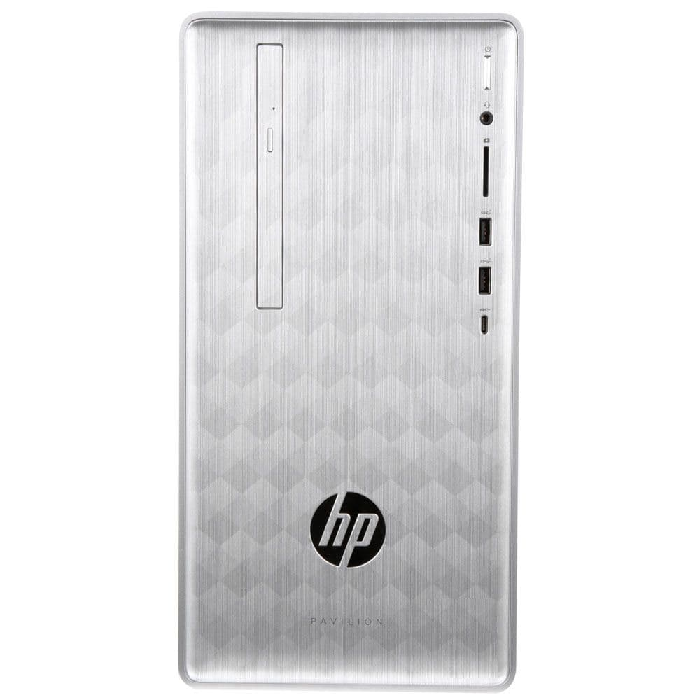 HP Pavilion 590-p0020 Desktop: Ryzen 3 2200G, AMD VEGA 8, 4GB DDR4, 1TB HDD, Win10H @ $300 + Free In-Store Pickup or $28.10 Shipping