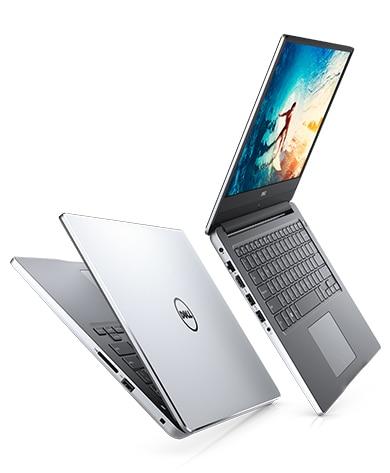 Dell Inspiron 14 7472 Business Laptop: 14'' FHD IPS, i7-8550U, 16GB DDR4, 128GB SSD + 1TB HDD, MX150 4GB, Win10H @ $833