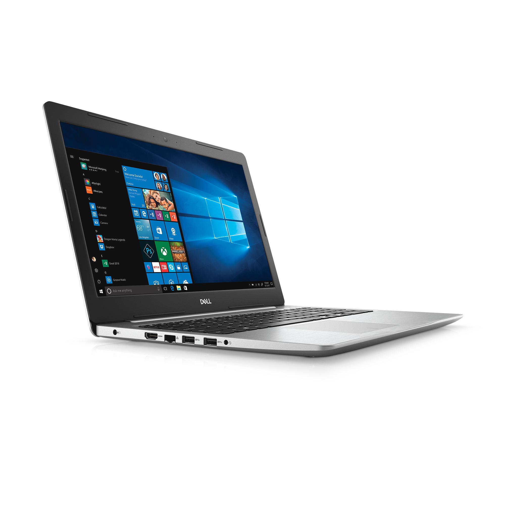 Dell Inspiron 15 5575: 15.6'' FHD Touch, Ryzen 5 2500U, 16GB DDR4, 1TB HDD, DVD-RW, Win10H @ $599 + F/S