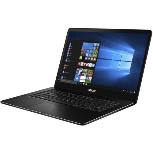 ASUS ZenBook Pro UX550VE-XH71: 15.6'' FHD IPS, 16GB DDR4, i7-7700HQ, 512GB PCIe SSD, GTX 1050 Ti, thunderbolt 3, Win10 pro @ $1240