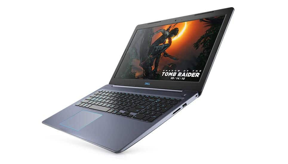 Dell G3 Gaming Laptop: 15.6'' FHD IPS, i7-8750H, 8GB DDR4, GTX 1050 ti 4GB, 128GB SSD + 1TB HDD, Win10H @ $800