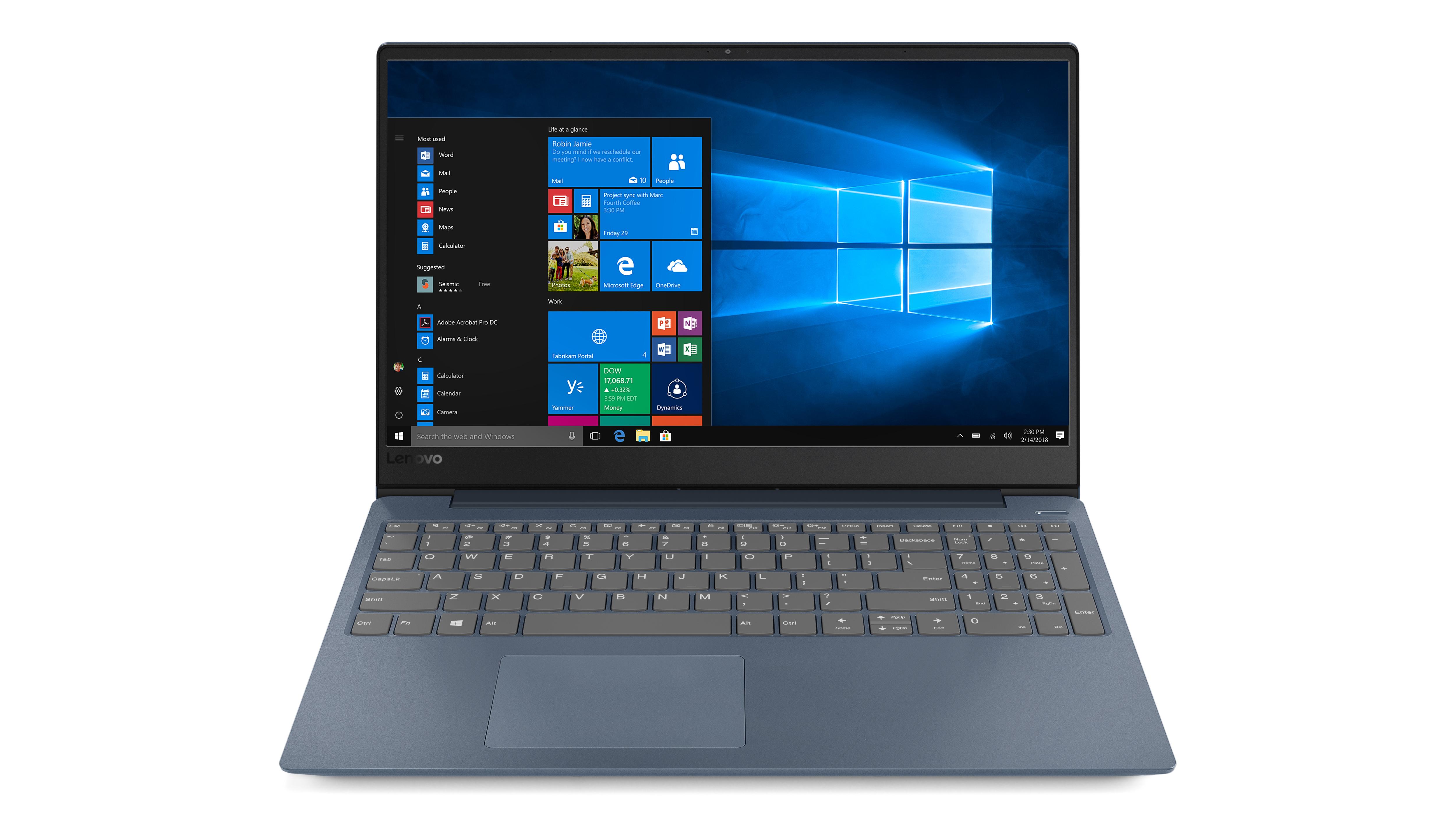 Lenovo Ideapad 330S: 15.6'' 768P IPS, i5-8250U, 4GB DDR4, 16GB Intel Optane + 1TB HDD, Type-C, Win10H @ $379 + F/S