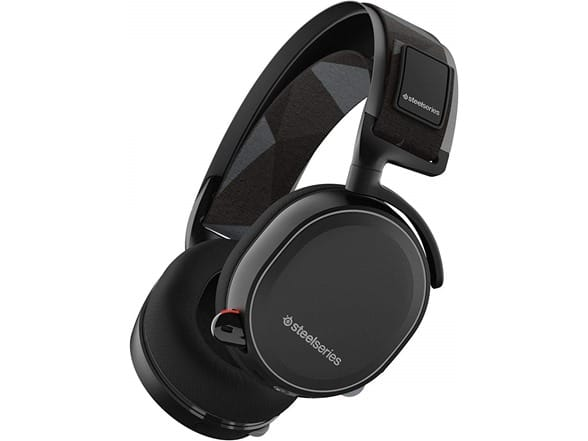 SteelSeries Arctis 7 Lag-Free Wireless Gaming Headset with DTS Headphone:X 7.1 Surround @ $80 + F/S with Prime $79.99