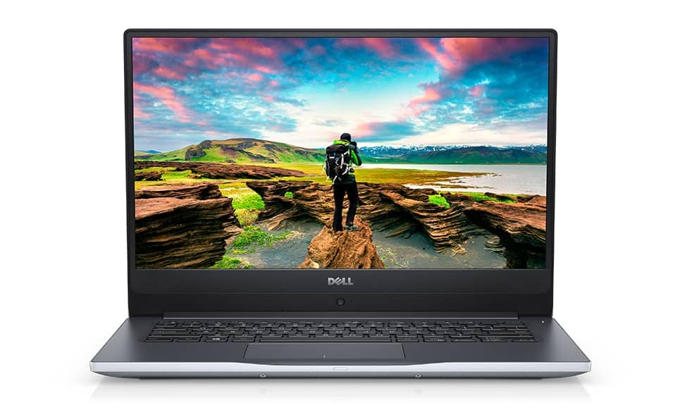 Dell Inspiron 14 7000 Laptop: i5-8250U, 8GB DDR4, 256GB SSD, MX150