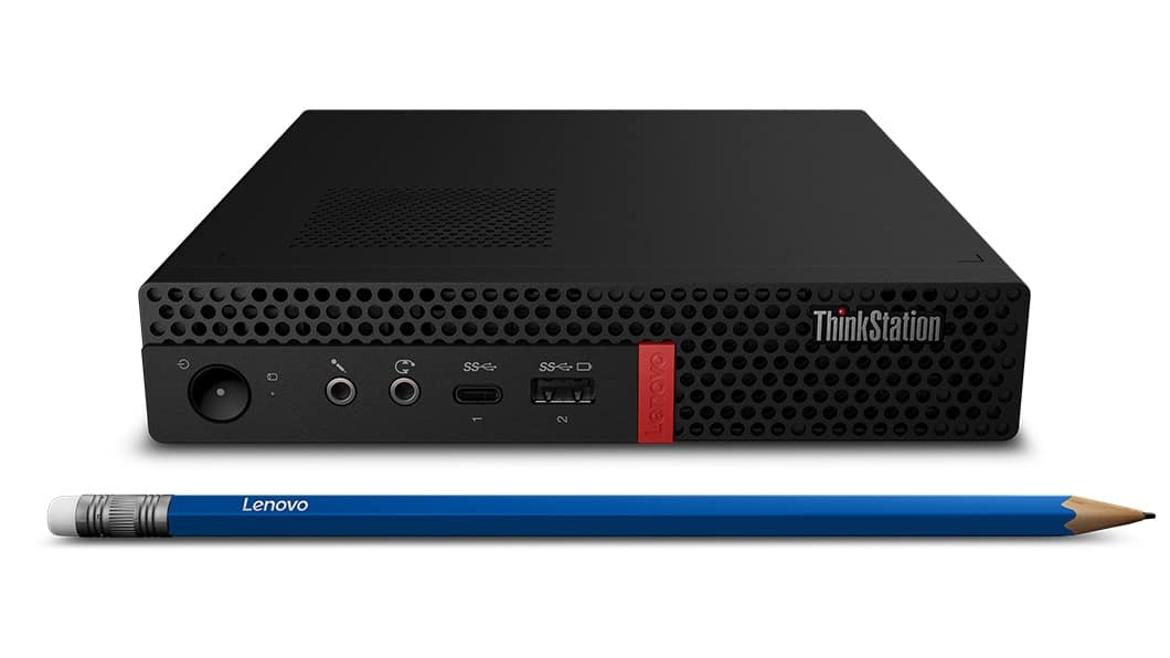 Lenovo ThinkStation P330 Tiny Workstation: i3-8100T, 8GB DDR4, 256GB NVMe SSD, nVidia Quadro P620 2GB, Type-C, Win10 Pro @ $545.30 + F/S