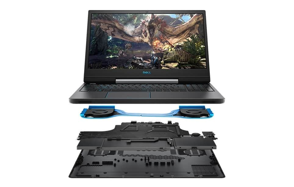 Dell G5 5590 Gaming: 15 6'' FHD IPS 144 Hz, i7-8750H, 8GB
