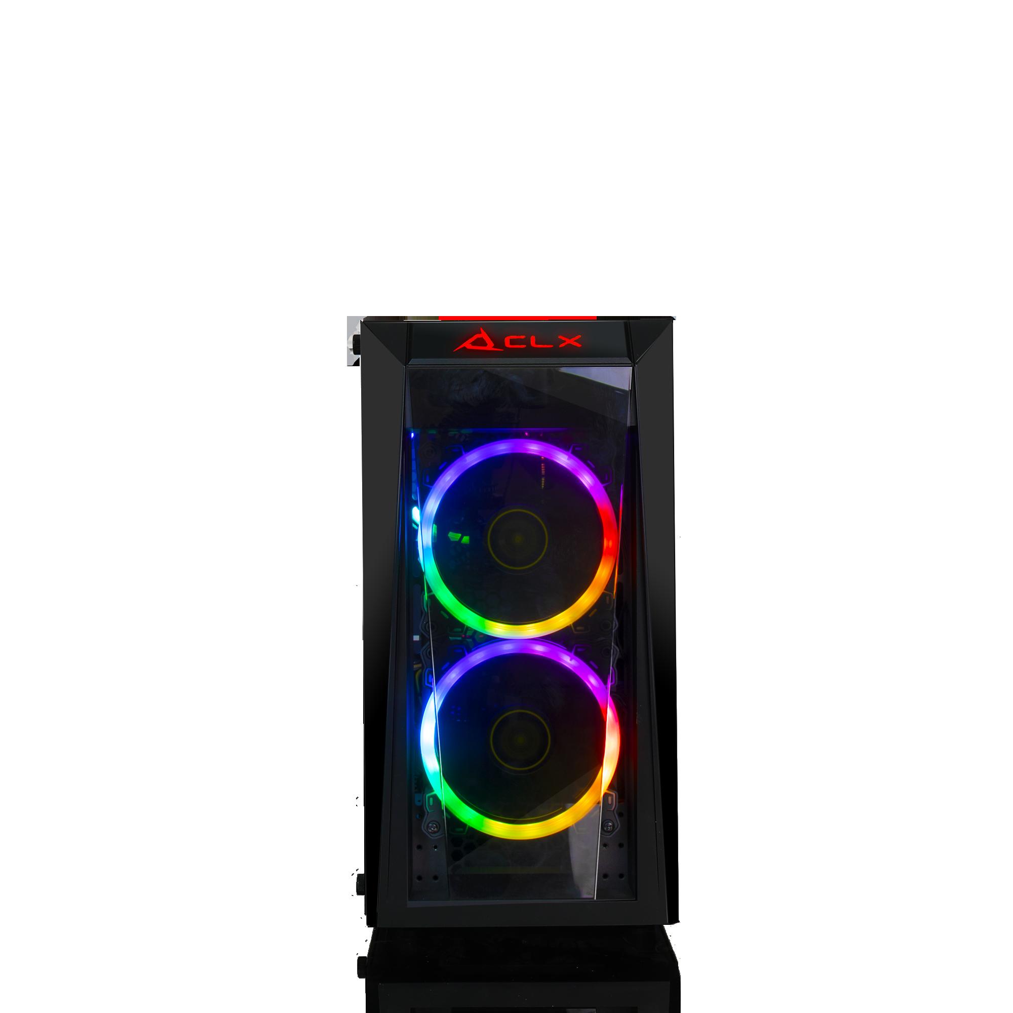 CLX Set E-SPorts: Gamidas Talos E1 Case, Ryzen 3 2300X, 8GB DDR4, 480GB SSD, RX 580 4GB, 500W PSU, WIn10H @ $589.99 + F/S