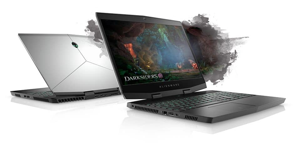 Alienware m15 Gaming Laptop: 15 6'' FHD 144 Hz IPS, i7-8750H, 16GB
