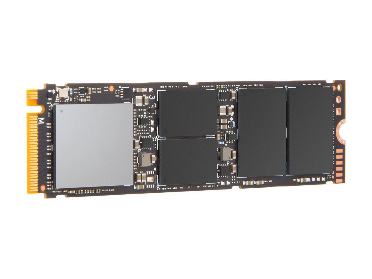 Intel 760P 256GB PCIe Gen 3x4 NVMe M.2 2280 SSD @ $45.99 + F/S
