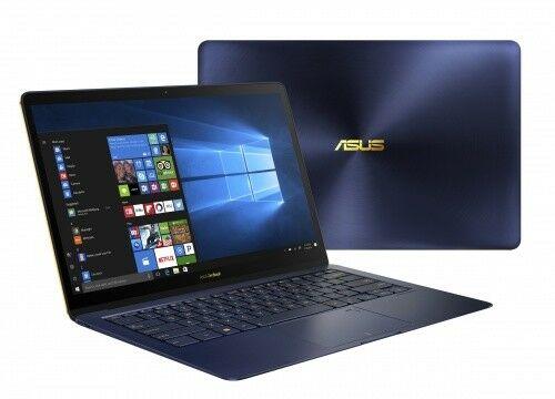 ASUS Zenbook 3 UX490UA: 14'' FHD IPS, i7-8550U, 16GB Ram, 512GB PCIe SSD, Thunderbolt 3, WIn10 Pro @ $999 + F/S