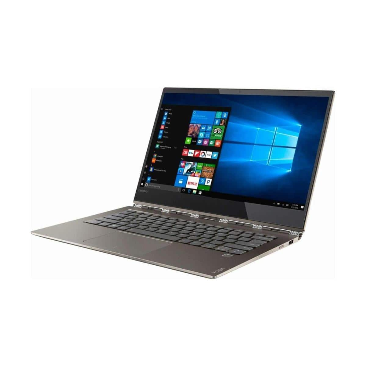 Lenovo Yoga 920 2-in-1: 13.9'' FHD IPS Touch, i7-8550U, 8GB DDR4, 256GB PCIe SSD, Thunderbolt 3, Active Stylus 2, Win10H @ $800 + F/S