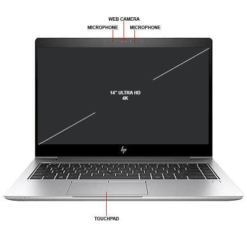 HP EliteBook 840 G5: 14'' 4K IPS, i5-8250U, 8GB DDR4, 256GB PCIe SSD, Thunderbolt 3, Win10 Pro @ $750, $6.99 Shipping $757