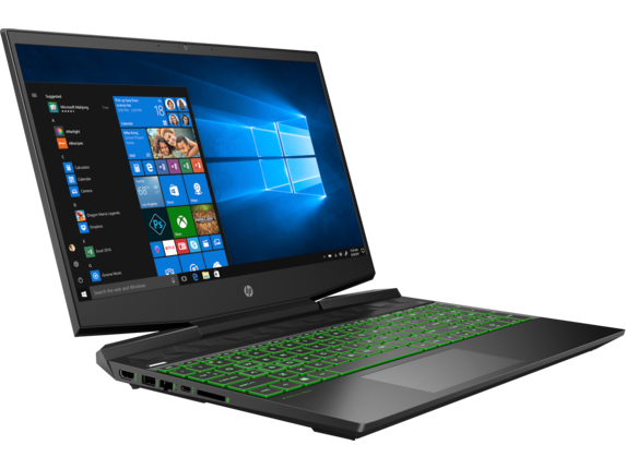 HP Pavilion Gaming: 15.6'' FHD IPS, i7-9750H, 8GB DDR4, 256GB PCIe SSD, GTX 1660 Ti, Type-C, WIn10H @ $855 + F/S