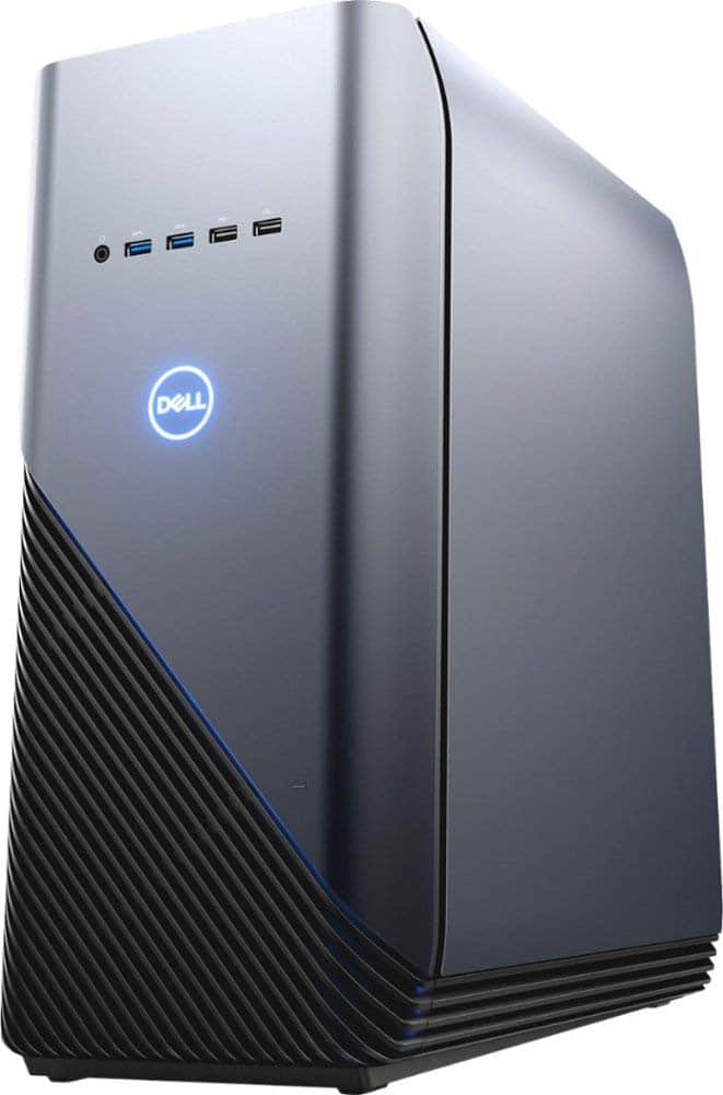Dell Inspiron 5676 Desktop: Ryzen 7 2700, 16GB DDR4, 1TB HDD