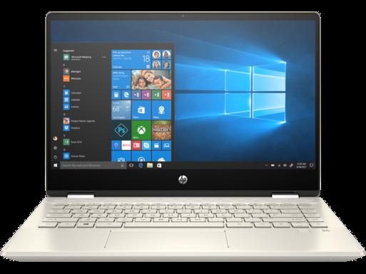HP Pavilion x360 14t 2-in-1: 14'' FHD IPS Touch, i5-10210U, 8GB DDR4, 256GB PCIe SSD, MX130 2GB, HP Active Pen, WIn10H @ $543.39 + F/S