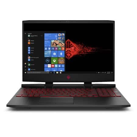 HP Omen 15t: 15.6'' FHD 144 Hz IPS, i7-9750H, 16GB DDR4, 256GB PCIe SSD, GTX 1660 Ti, Thunderbolt 3, Win10H, Gaming Headset, Gaming Mouse @ $1100 + F/S