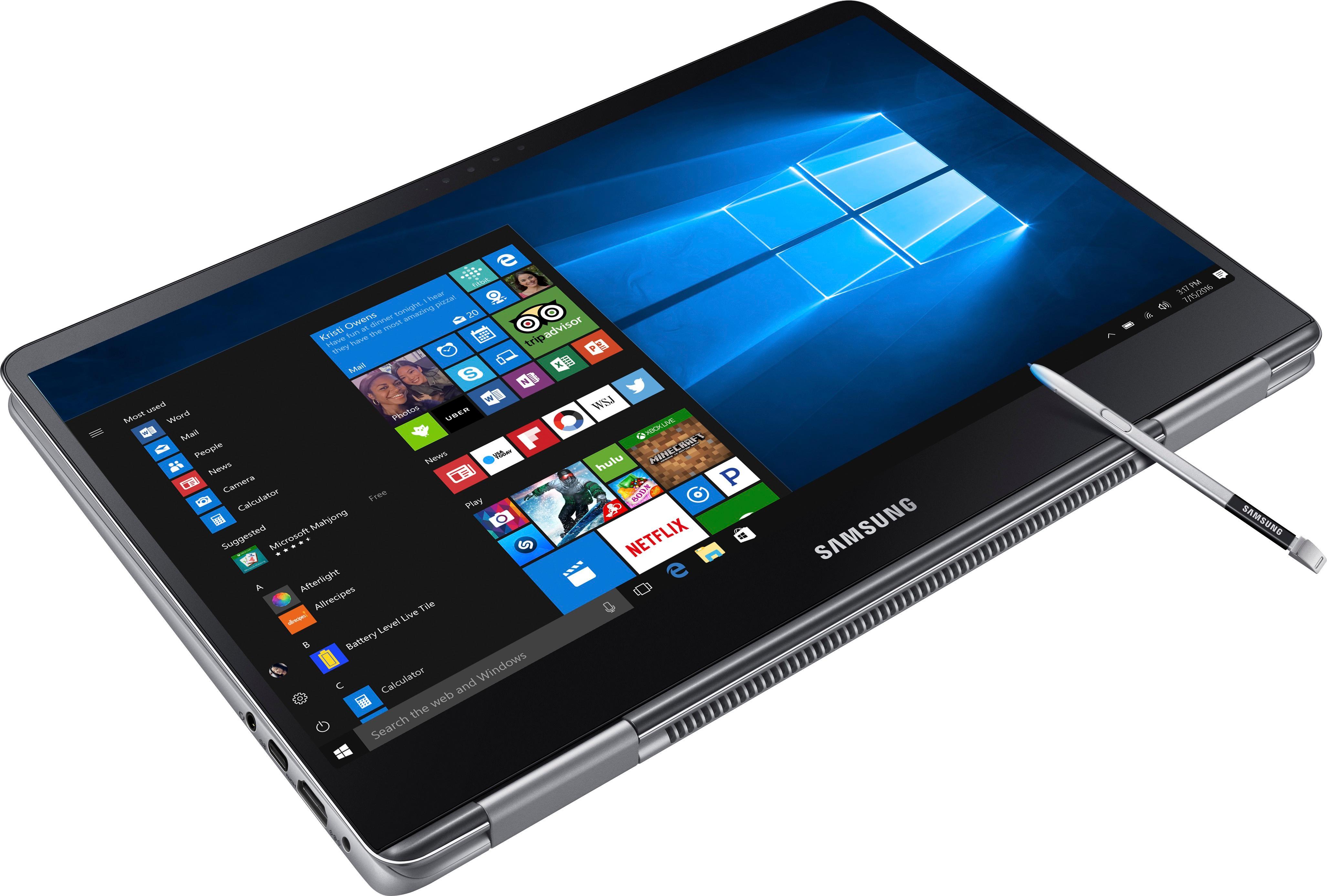 Samsung Notebook 9 Pro: 15.6'' FHD IPS Touch, i7-8550U, 16GB Ram, 256GB SSD, Radeon 540 2GB, Win10H @ $900 + F/S