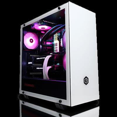 CyberpowerPC VR Ready Deal: Ryzen 7 3700X, 120mm Liquid Cooling, 16GB DDR4 3200, 512GB PCIe SSD, RX 5700X, 600W PSU, Win10H @ $1204.60 + F/S