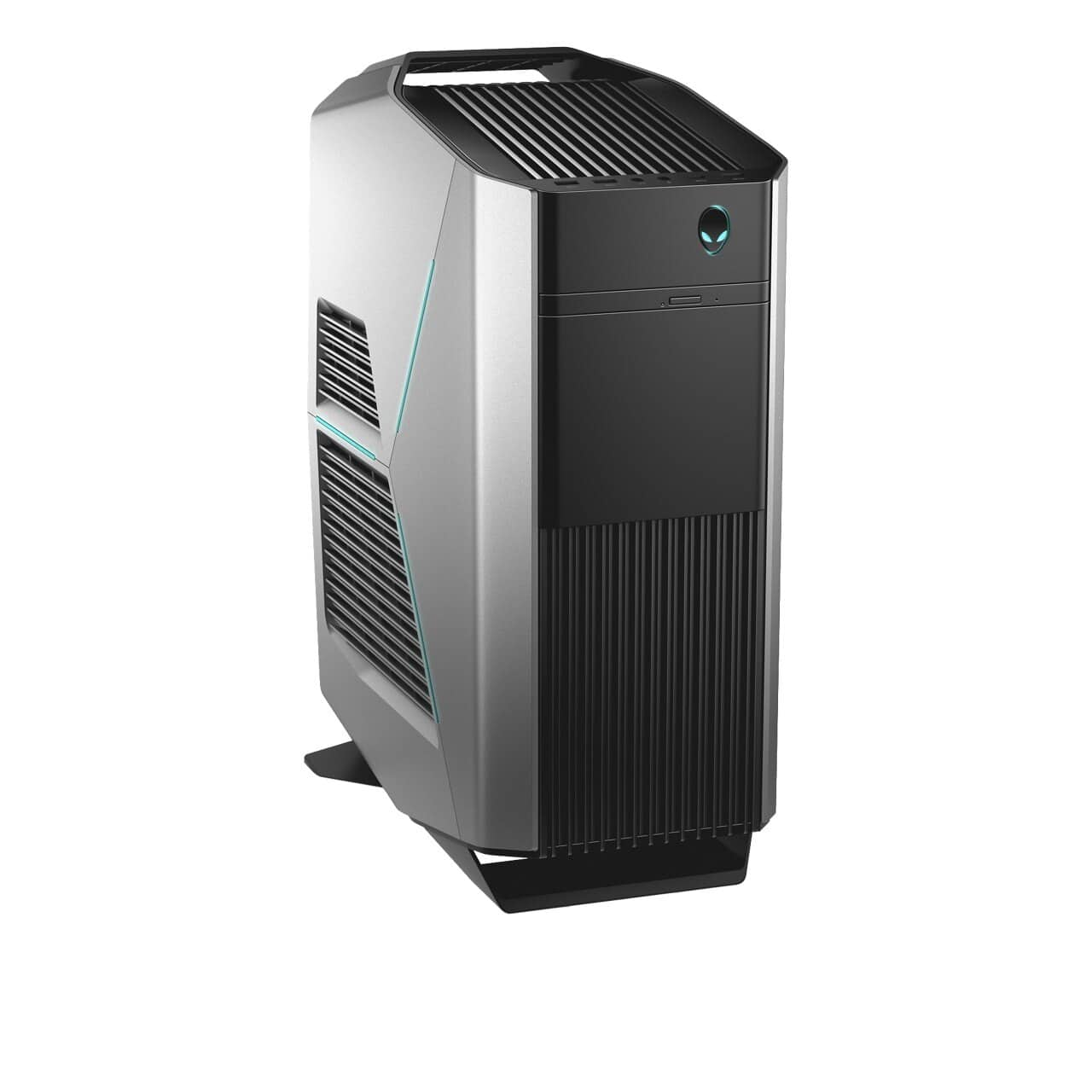 Alienware Aurora R8 Gaming Desktop: i7-9700, 16GB DDR4 2933, 512GB PCIe SSD, Radeon RX 5700, 850W PSU /w Liquid Cooling @ $1080 + $215.90 back in Points