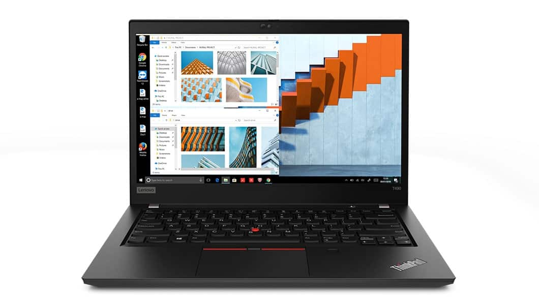 "Lenovo ThinkPad T490 Laptop: 14"" 1080p, i7-8665U, 16GB DDR4, 512GB SSD $949 + Free Shipping"