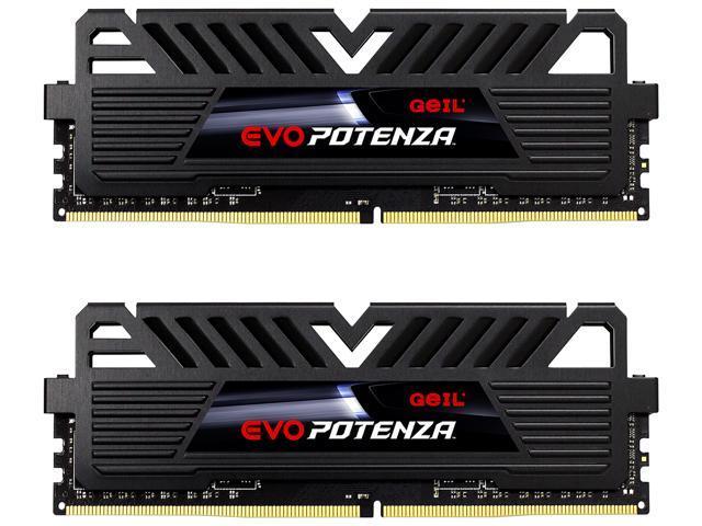 GeIL EVO POTENZA 16GB (2 x 8GB) 288-Pin DDR4 SDRAM DDR4 3000 Desktop Memory @ $49.99 + F/S