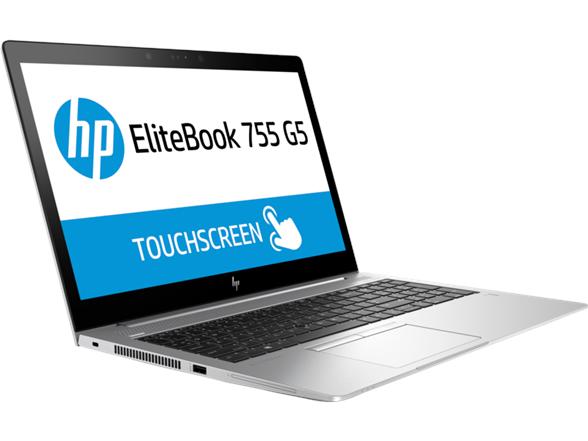 HP EliteBook 755-G5: 15.6'' FHD IPS, Ryzen 7 2700U, 16GB DDR4, 512GB PCIe SSD, Win10 Pro, 3 Yrs warranty @ $640 + F/S with Amazon Prime
