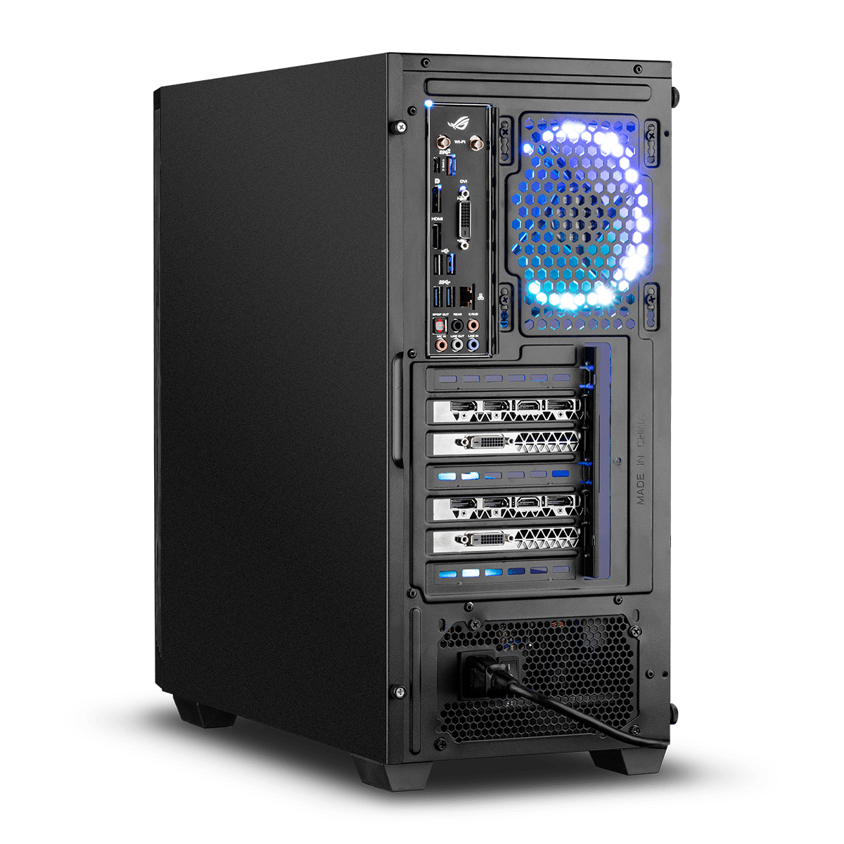 iBuypower Gaming Desktop: Ryzen 7 2700X, RGB Gaming Case, Liquid Cooling, 16GB DDR4 3200, 500GB SSD, 512GB PCIe SSD, GTX 1660 Super, 600W Gold PSU, No-OS @ $675 + F/S