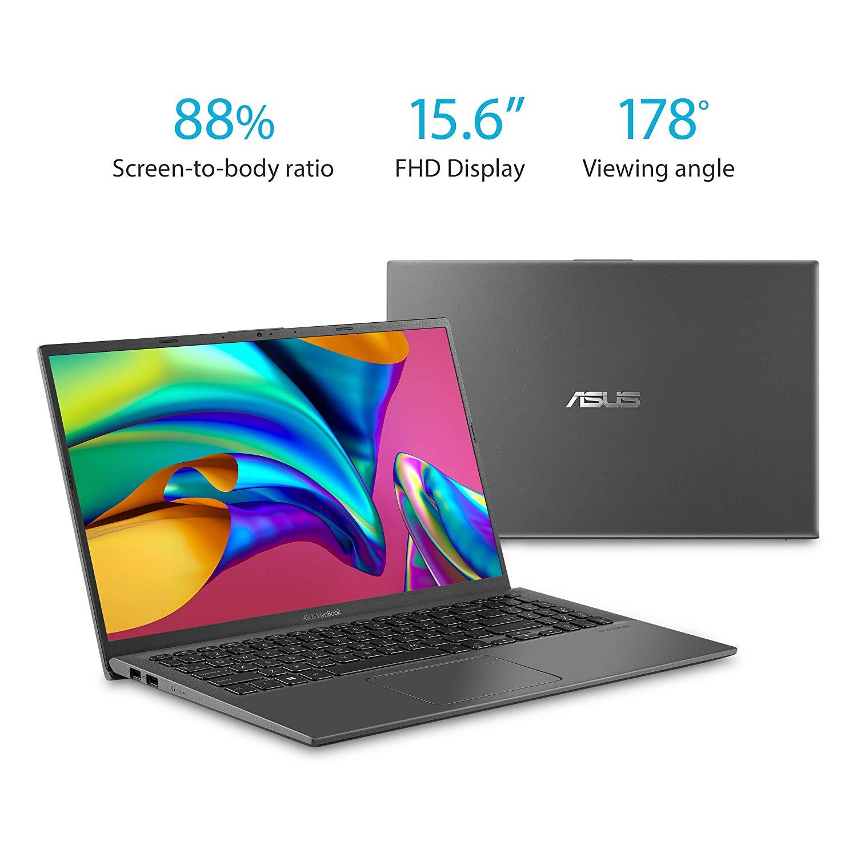 Asus Vivobook 15 F512DA: FHD, Ryzen 5 3500U, 8GB DDR4, 256GB PCIe SSD, Win10H @ $439 + F/S