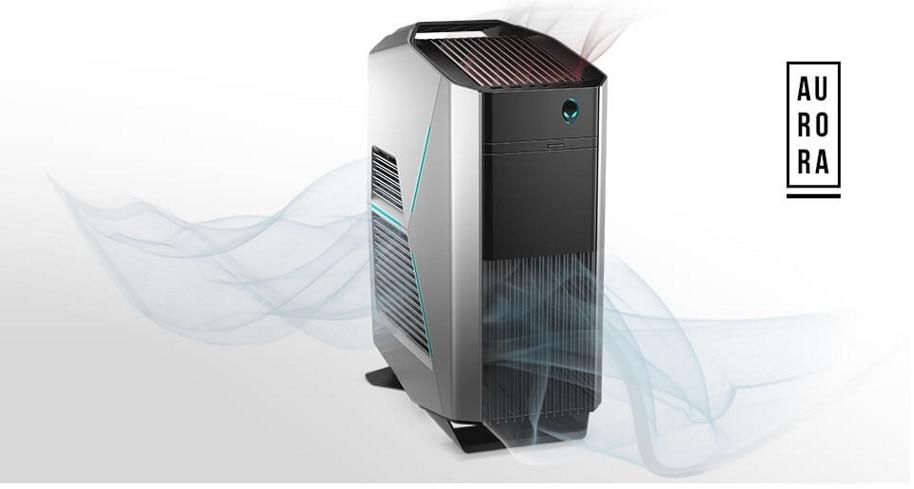 Alienware Aurora R8 Desktop: i7-9700K, Liquid Cooling, 32GB DDR4, 1TB PCIe SSD, RTX 2080 Super, 850W PSU, Win10H @ $1565 + F/S
