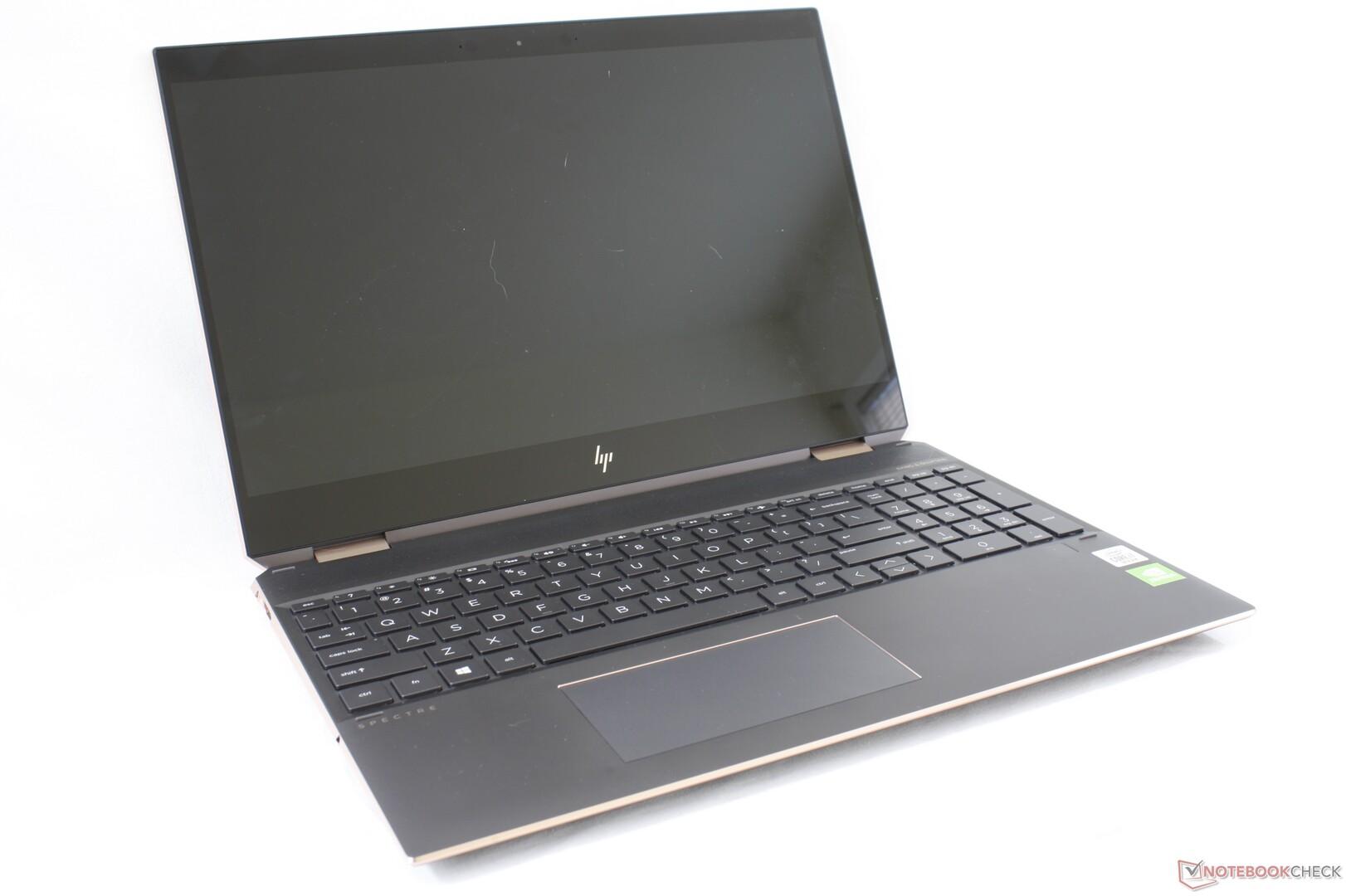 HP Spectre x360 15t: 4K IPS Touch, i7-10510U, 16GB DDR4, 256GB PCIe SSD, MX250, Thunderbolt 3, Win10H @ $1062 + F/S