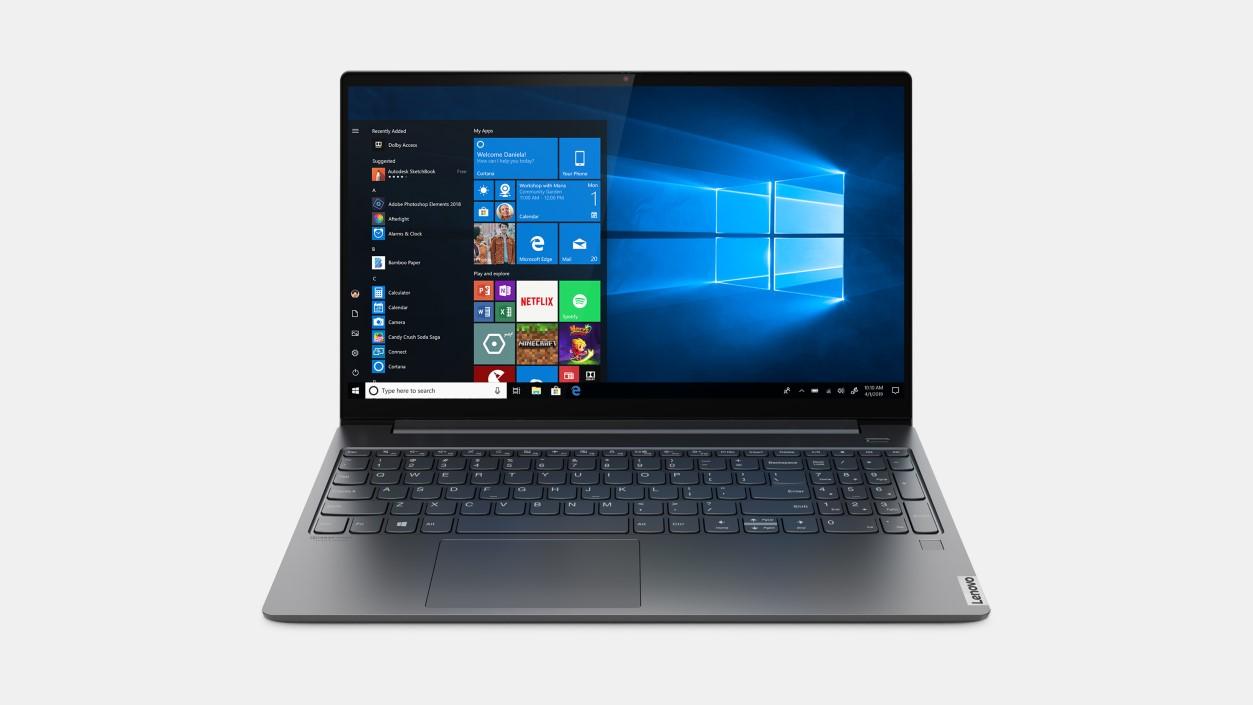 Lenovo Ideapad S740 15: 15.6'' 4K IPS HDR Touch, i7-9750H, 16GB DDR4, 1TB PCIe SSD, GTX 1650 Max-Q, Thunderbolt 3, Win10H @ $1300 + F/S