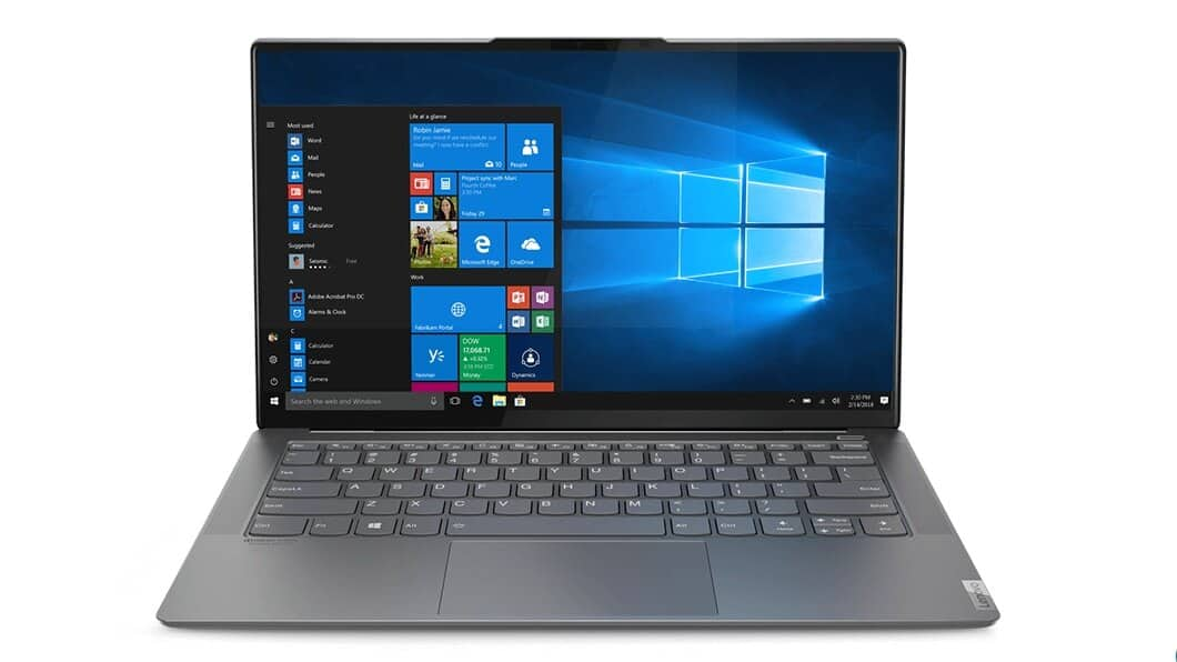 Lenovo Ideapad S940: 14'' FHD IPS HDR Touch, i7-1065G7, 16GB LPDDR4X, 512GB PCIe SSD, Thunderbolt 3, Win10H @ $1000 + $119.88 Rakuten Cash + F/S