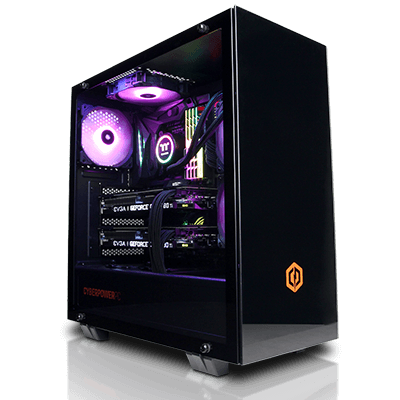 CyberpowerPC WFH Special: Ryzen 7 3700X, Liquid Cooler, 16GB DDR4 3000, RX 5700XT, X570 MoBo, 1TB PCIe SSD, 600W PSU, No OS @ $1074.45