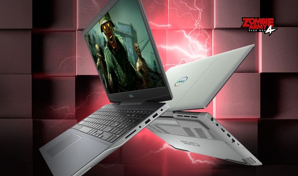 All new Dell G5 15 SE: 15.6'' FHD VA, Ryzen 5 4600H, RX 5600M, 256GB PCIe SSD, Win10H from $862.39 + F/S